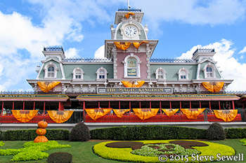 Magic Kingdom Front